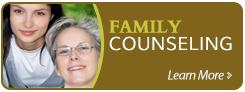 Family Counseling Button